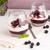 iogurte · fruto · sobremesa · isolado · branco - foto stock © homydesign