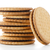 сэндвич · Печенье · Sweet · кремом · пирамида - Сток-фото © homydesign