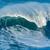 wave breaking in nazare stock photo © homydesign