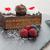 dessert · bessen · vruchten · chocolade · bes - stockfoto © homydesign