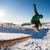 atlama · aşırı · snowboard · spor - stok fotoğraf © homydesign