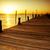 hemels · wolk · zonsondergang · stralen · licht · zichtbaar - stockfoto © homydesign