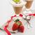 csokoládé · hab · eprek · fa · asztal · étel · étterem · zöld - stock fotó © homydesign
