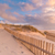 dune fence on beach stock photo © homydesign