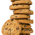 chocolate chip cookies stock photo © homydesign