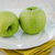 two green apples stock photo © homydesign