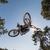 молодым · человеком · велосипедов · нарастить · безумный · Перейти · весело - Сток-фото © homydesign