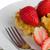 szirup · eprek · torta · eper · desszert · krém - stock fotó © homydesign