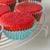 delicioso · vermelho · veludo · enferrujado · velho - foto stock © homydesign