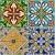 vintage · ceramica · piastrelle · colorato · muro · decorazione - foto d'archivio © homydesign