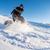 snowboard · dağlar · kask · manzara · dağ · kış - stok fotoğraf © homydesign