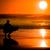 surfista · viendo · olas · océano · silla · ascensor - foto stock © homydesign