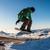 действий · молодым · человеком · сноуборд · Солнечный - Сток-фото © homydesign