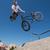 自転車 · スタント · 先頭 · ミニ · ランプ · 空 - ストックフォト © homydesign