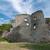 romok · öreg · kastély · középkori · régió · fal - stock fotó © hraska