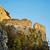 endommagé · pagode · ruines · tremblement · de · terre · rivière · brique - photo stock © hraska