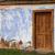 fal · építkezés · vidék · fából · készült · ház · részletek - stock fotó © hraska