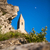 abandonado · rural · iglesia · Oregón · hierba · madera - foto stock © hraska