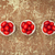 houten · tafel · vol · vers · fruit · vruchten · oranje · tabel - stockfoto © hraska