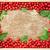 cornelian cherries in wooden frame stock photo © hraska