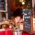 食べる · パリ · 典型的な · フランス語 · レストラン - ストックフォト © hsfelix
