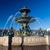 fő- · tér · Franciaország · szökőkút · szobor · pápa - stock fotó © hsfelix