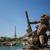 美しい · パリジャン · 風景 · 表示 · エッフェル塔 · パリ - ストックフォト © hsfelix