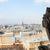 Párizs · Notre · Dame-katedrális · templom · városkép · fölött · Franciaország - stock fotó © hsfelix