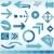 hi-tech · abstract · pijl · ontwerp · achtergrond · corporate - stockfoto © hugolacasse