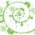 дерево · спиральных · листьев · аннотация · воды - Сток-фото © huhulin