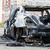 Arson fire burnt wheel car vehicle junk stock photo © ia_64