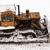 bulldozer at building construction site stock photo © ia_64