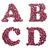 saudável · alfabeto · carta · legumes · frescos · frutas · isolado - foto stock © icefront