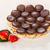 kırmızı · gül · çikolata · kurabiye · sevmek · gül · doğa - stok fotoğraf © icefront