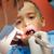 oral · cavidade · pequeno · menino - foto stock © icefront