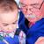 деда · преподавания · внук · пайка · железной · рабочих - Сток-фото © icefront