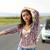 başarısız · oldu · motor · kadın · öfkeli · oturma · kırık · araba - stok fotoğraf © icefront