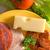 fatias · salame · salsicha · verde · carne · pimenta - foto stock © icefront
