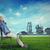 zakenman · weide · hemel · gras · zomer · groene - stockfoto © ichiosea