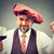gelukkig · mannelijke · reiziger · alcohol - stockfoto © ichiosea