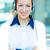 service · clients · représentant · mains · libre · appareil - photo stock © ichiosea