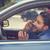 mano · uomo · guida · autostrada · driver · assicurazione - foto d'archivio © ichiosea