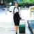 femme · d'affaires · femme · d'affaires · voyage · portrait · société - photo stock © ichiosea