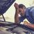iş · adamı · araba · sorun · kötü · gün · anlamaya - stok fotoğraf © ichiosea