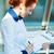 onderhandeling · ondertekening · contract · gewas · persoon - stockfoto © ichiosea