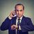 człowiek · biznesu · patrząc · mówić · telefonu · komórkowego · uruchomiony - zdjęcia stock © ichiosea