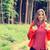 mulher · sol · ar · colchão · negócio - foto stock © ichiosea