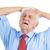 idős · férfi · valami · közelkép · portré · idős · szomorú - stock fotó © ichiosea