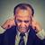 портрет · человека · страдание · головная · боль · изолированный - Сток-фото © ichiosea