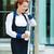 koffiepauze · buiten · kantoor · business · vrouw · voedsel - stockfoto © ichiosea